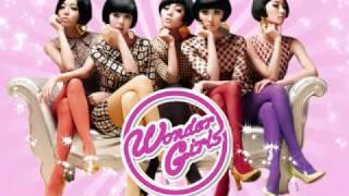 Nobody (Rainstone Remix) English Karaoke/Instrumental --- WONDERGIRLS