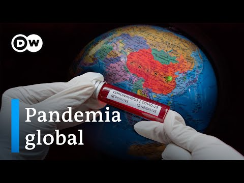 OMS declara brote de coronavirus pandemia