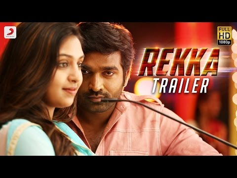 Rekka - Official Tamil Trailer | Vijay...