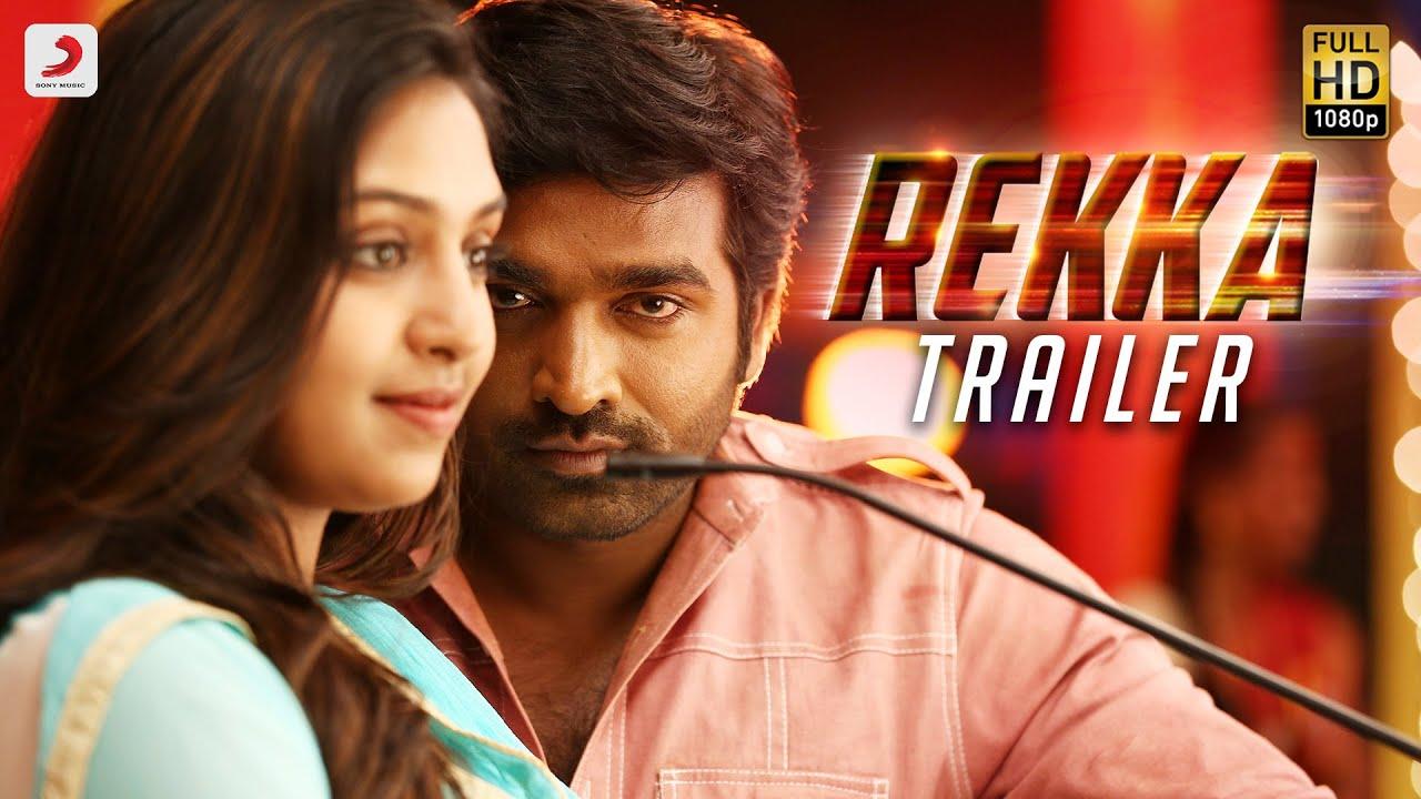 rekka official tamil trailer vijay sethupathi lakshmi menon d