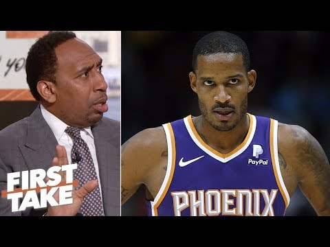 Lakers' pursuit of Trevor Ariza surprises Stephen A. | First Take