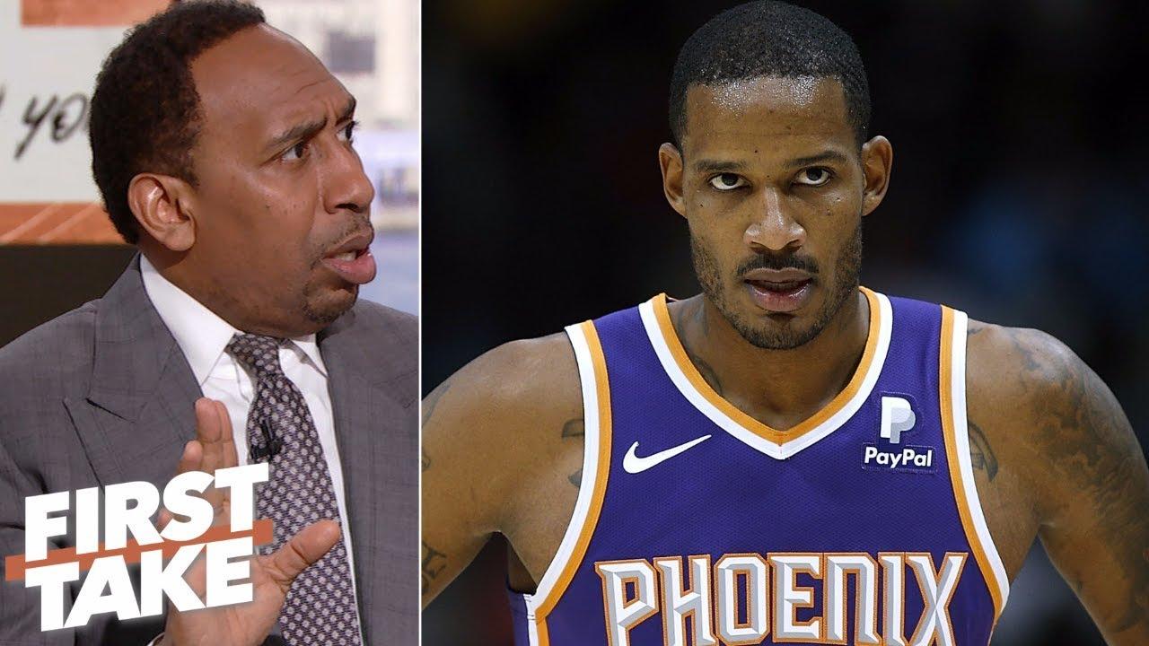 71b2e278d Lakers  pursuit of Trevor Ariza surprises Stephen A.