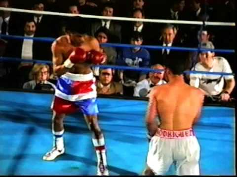 Professional Boxing New York, NY March 27 1992