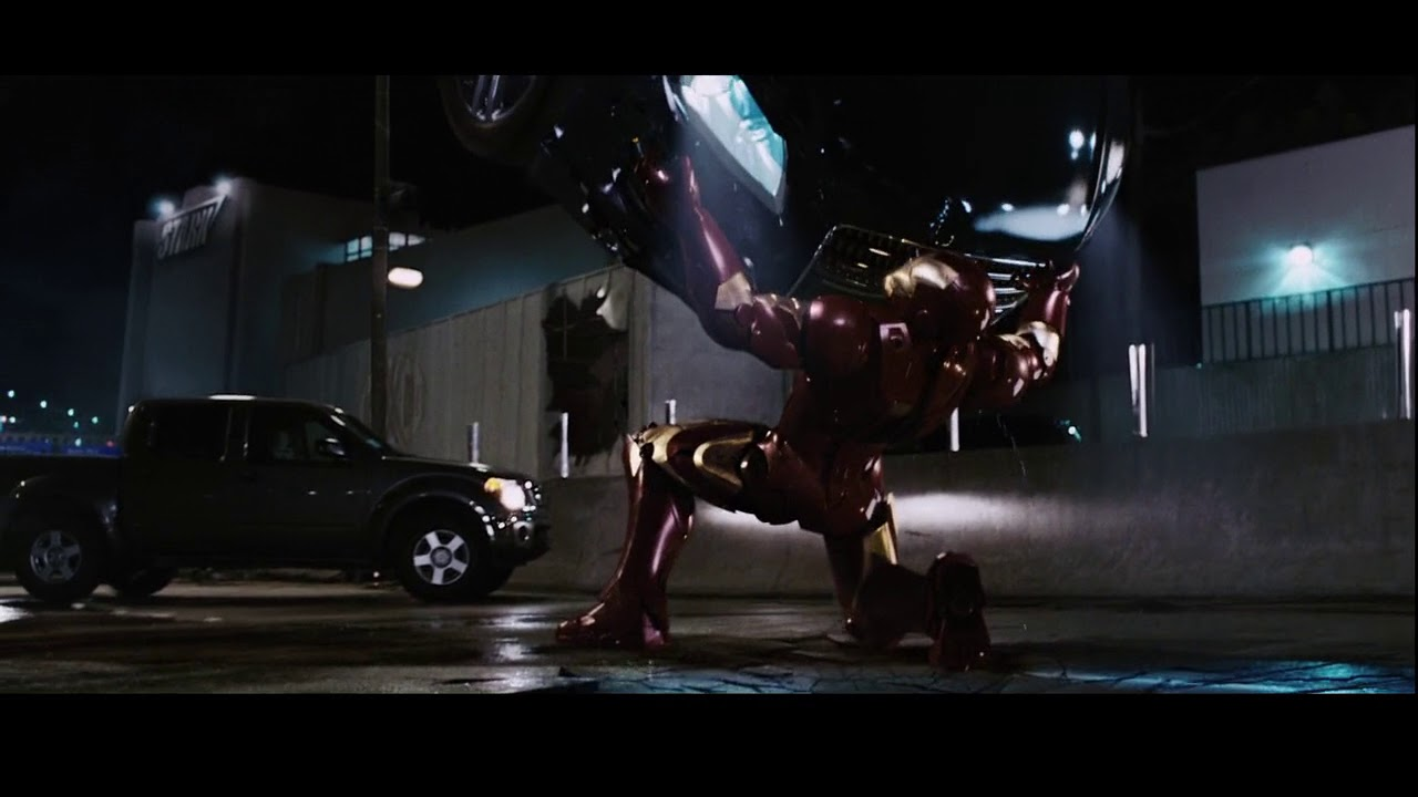 Iron Man (2008) - Wired; The Visual Effects of Iron Man - YouTube