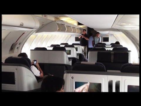 Philippine Airlines B747-400 Bangkok to Manila Throwback Vid (PART 1)