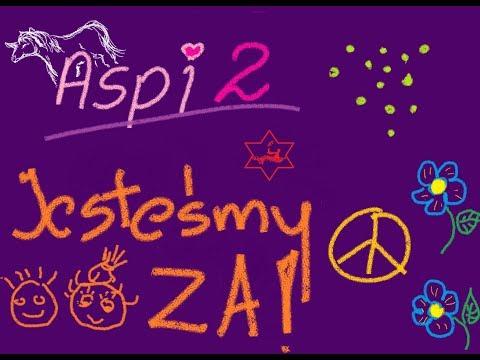 Aspi Dwa- Ludzie z ZA nie są za-bardzo!!!