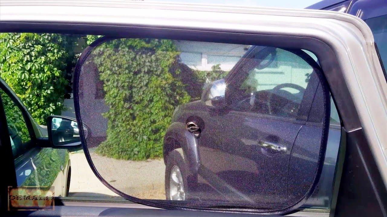 Автомобильные шторки. Каркасные съемные солнцезащитные шторки для .