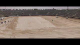 Wajiga Kowaad Ee Nadaafada Garoonka Stadium Muqdisho Oo La Soo Gabagabeeyay
