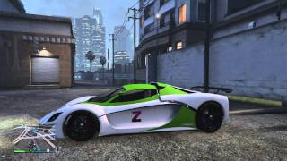 Gta 5 how to make the fast 6 ramp car