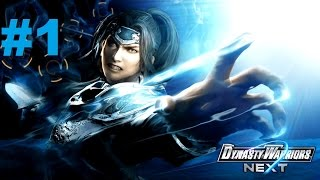 Dynasty Warriors NEXT Walkthrough part 1