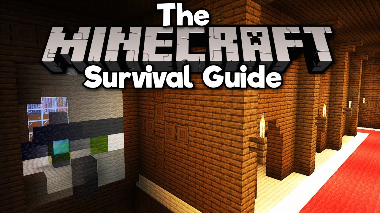 Woodland Mansion Secret Rooms The Minecraft Survival Guide