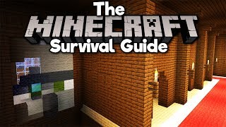 Woodland Mansion Secret Rooms! ▫ The Minecraft Survival Guide (Tutorial Lets Play) [Part 144]
