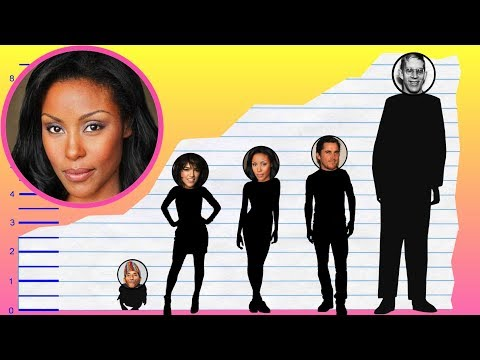 How Tall Is Christine Adams?  Height Comparison!