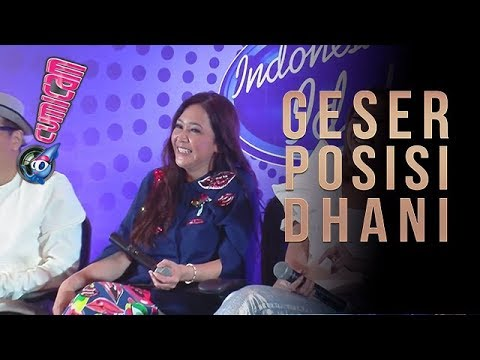 Maia Estianty, Geser Ahmad Dhani Jadi Juri Indonesian Idol - Cumicam 11 Oktober 2017