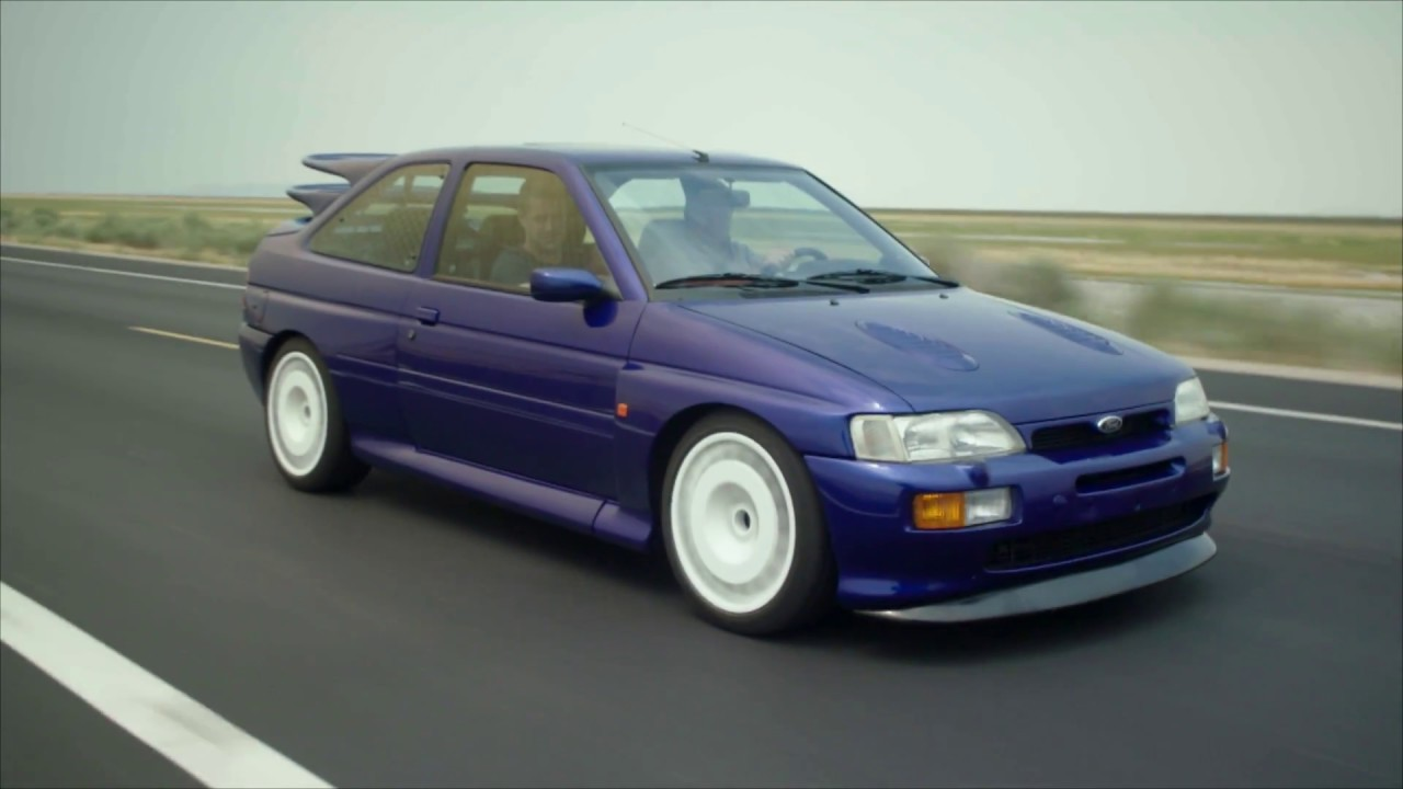 Seriously Rare Cosworth I Wheeler Dealers Youtube
