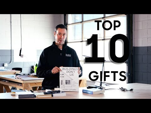 Gift Guide: 5 Books & 5 Tools/Gadgets