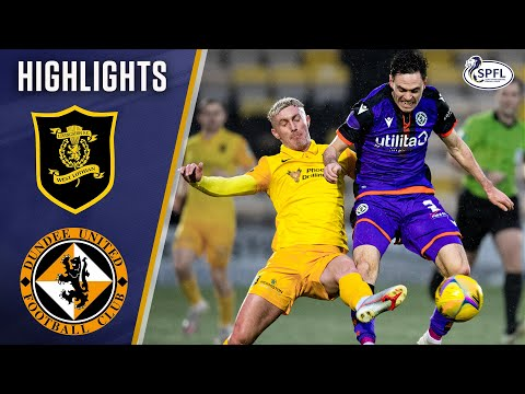 Livingston Dundee Utd Goals And Highlights