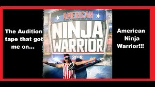 "The Audition video that got me on AMERICAN NINJA WARRIOR !! - Craig Stowell ""The Ninja Dad"""
