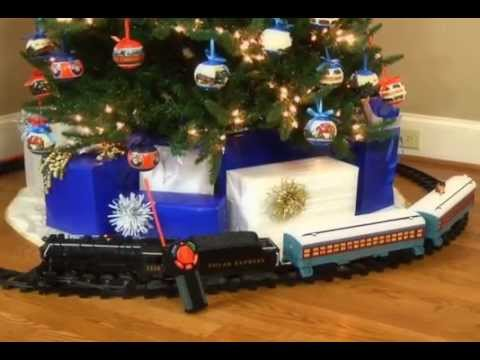 Modelling Railroad Toy Train Scenery -Unlimited Suggestions For Polar Express G Gauge Set by Lionel Trains