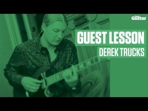Derek Trucks Guest Lesson (TG239)