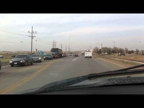 Accident on by pass of liberal ks
