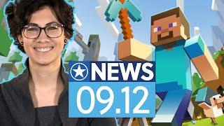 Gerücht um Minecraft-Crossplay für PS4 ab morgen - News