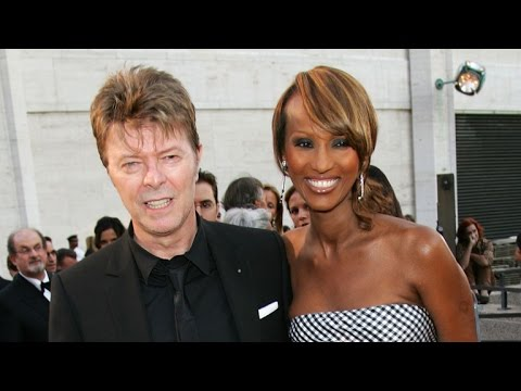 Iman Makes Her First Public Appearance Since Husband David Bowie's Death at Tom Ford NYFW Show
