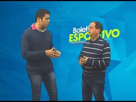 BOLETIM ESPORTIVO - CAMPEONATO AMADOR CHEGA ÀS FINAIS