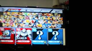 Nintendo games II Super smash bros and Mario kart 8