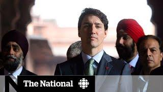 Trudeau doing damage control on India trip