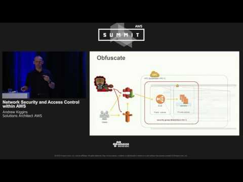 AWS Summit Series 2016 | Chicago - Network Security and Access Control within AWS