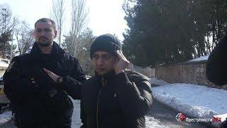 """ПН TV: Полиция снова поймала на езде под """"кайфом"""" Казимирова, сбившего насмерть девушку"""