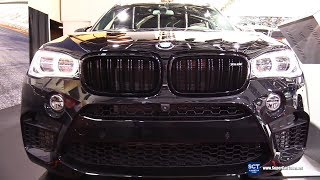 2018 BMW X5 M - Exterior and Interior Walkaround - 2018 Montreal Auto Show