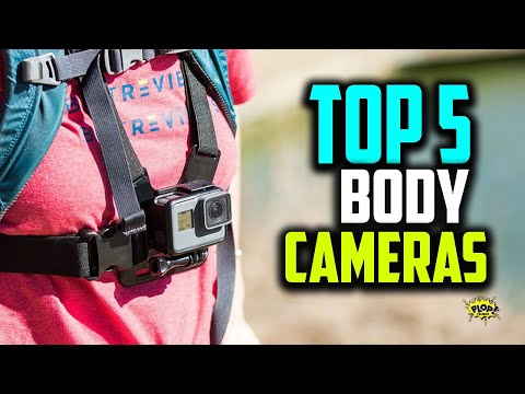 ✅ Top 5 - Best Body Cameras | Best Body Cameras Review 2020