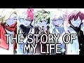 Nightcore - Story Of My Life (Lyrics/Switching Vocals)