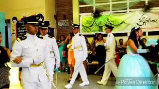 GUARDIA DE PLATA - QUINCE DE DAYANNA 2017 Video