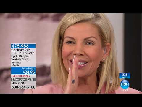 HSN | Beauty Solutions featuring Contours Rx 12.28.2017 - 02 PM