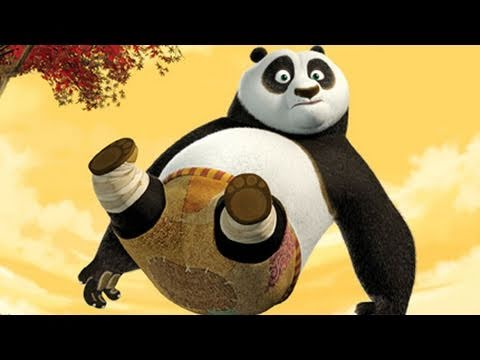 The Totally Rad Show - Kung Fu Panda 2 | 3D Animated Movie Review