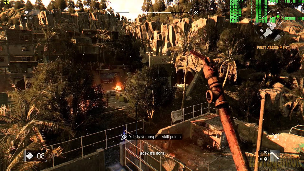 Dying Light 2 Gameplay