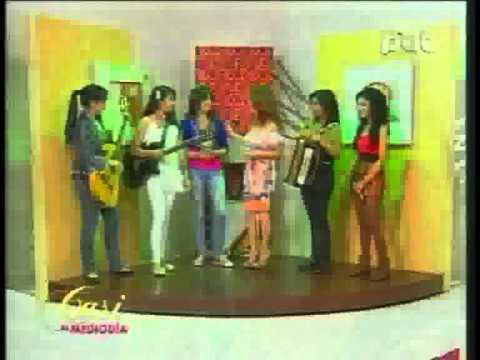 MÚSICA BOLIVIANA - GRUPO DIVERSO PARTE 1 7-12-2012 @ CASI AL MEDIODIA PAT - BOLIVIA