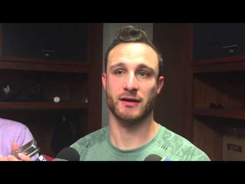 Jonathan Lucroy looks back on 2015 Brewers season
