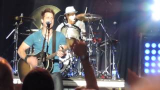 Parmalee - Carolina (Live in Fort Wayne, 5-1-14)