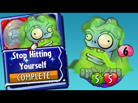 Plants Vs Zombies Heroes Gameplay | Z-Mech Strategy Deck | Stop Hitting Yourself - Gas Giant