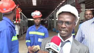 USINE DE MONTAGE DES BUS AU CAMEROUN