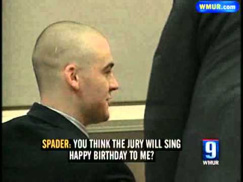 Spader: 'Think Jury Will Sing Happy Birthday To Me?'