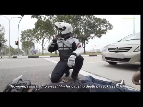 1oct2018 singapore traffic police special operations team officer