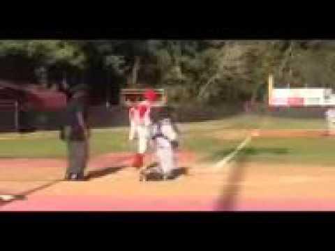 Glenn batting right handed