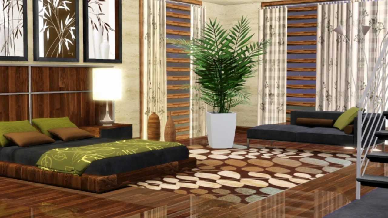 House sims 3 modern loft design hd youtube for Hd designs home decor
