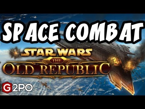 SWTOR Space Combat | Boba-Bite Lights it Up!