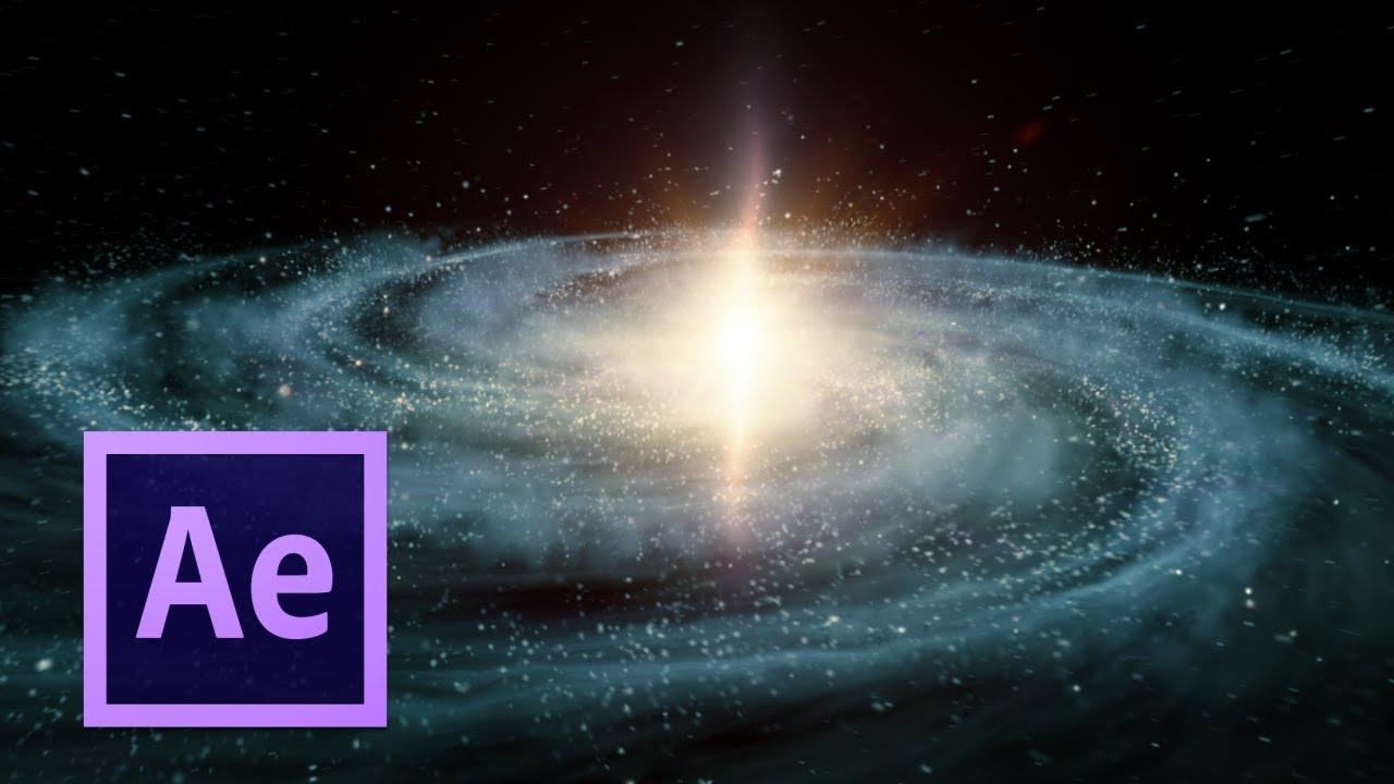 After Effects Galaxy! - YouTube